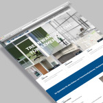 Homepage Tetragon - Webdesign